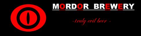 MORDOR BREWERY