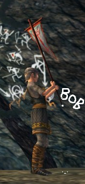 LOTRO: Graffiti in Mines of Moria