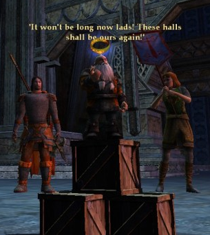 LOTRO: Tsudryt got silver and his Herald Bronze...