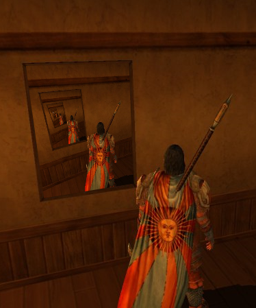 LOTRO: Haunted Burrow Mise En Abyme