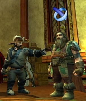 gimli the 'man' er dwarf
