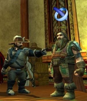 gimli the 'man' er dwarf