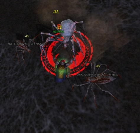 Spids in Ered Luin, plus 1 I had never seen before: