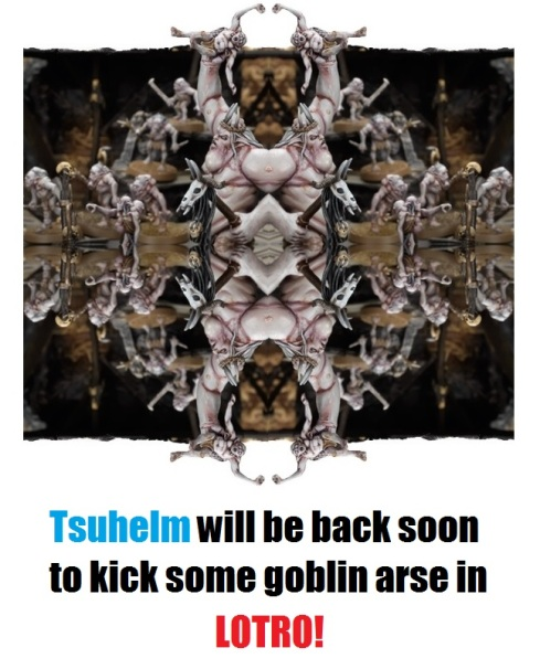 LOTRO: Goblin Butt Kicking Again Soon!