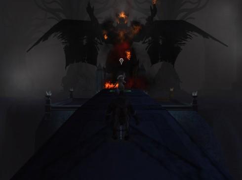 Balrog has wings
