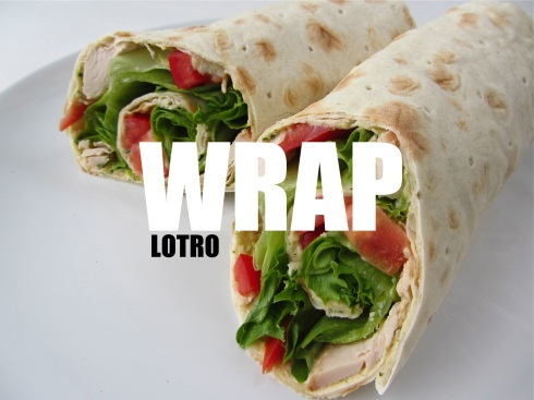 I love hummous and hummous wrap sounds great :)
