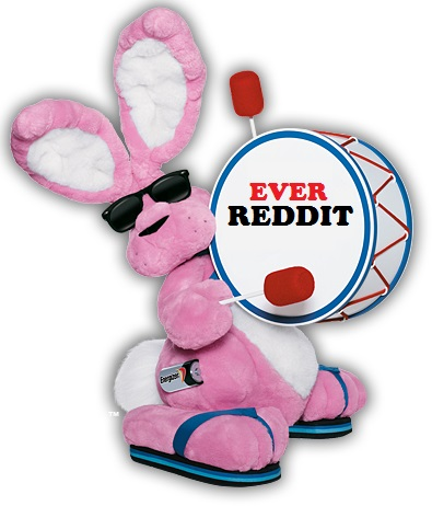 Ever ready bunny to Energizer bunny to durecell bunny! It just don't stop!