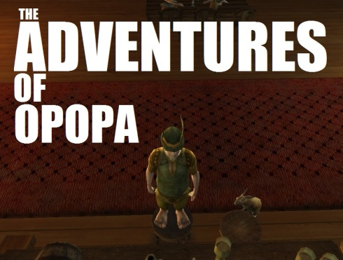 adventures of opopa