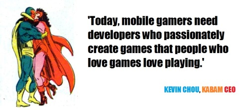 gamers love!